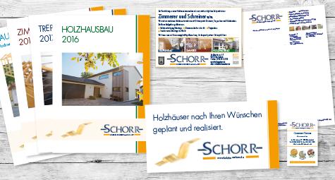 Holzbau Schorr GmbH – Burghaslach